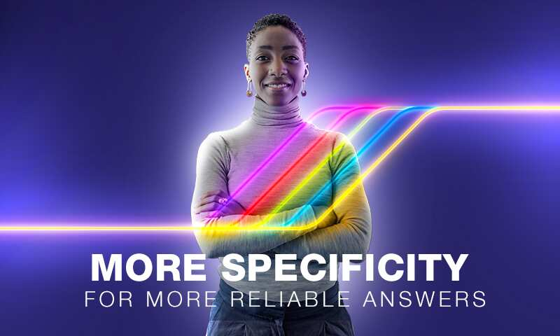 Get more specificity and more reliable answers