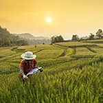 Agriculture applications for environmental logger