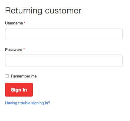 What if I forgot my username and/or password? | Thermo