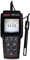 Advanced portable conductivity measurement meters