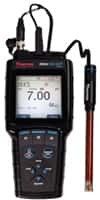Advanced pH and ORP portable meters