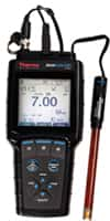 Premium pH and ORP portable meters