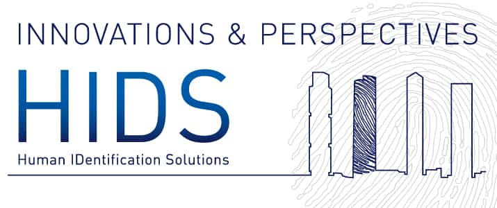 Human Identification Solutions Conference(HIDS) Madrid March 2015, Innovations and perspectives