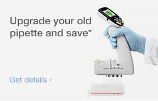 Upgrade your old pipette and save*