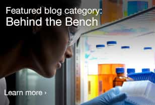 Featured blog category: Behind the bench