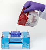 ReadyPouch™ Agarose Gel workflow—Pour