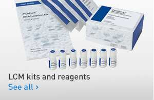 LCM kits and reagents