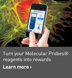 Molecular Probes® Reagent Rewards™ program
