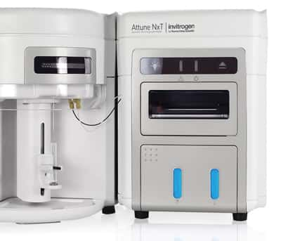 photo of the Attune NxT Autosampler