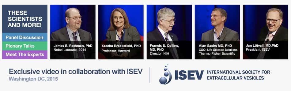 Key Opinion Leaders at ISEV (Video)   Thermo Fisher Scientific - RU