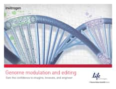 Genome modulation and editing e-book