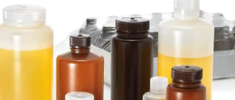 Plastic Packaging Bottles and Vials