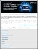AmpliSeq Certified Exome Service Providers