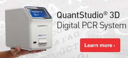 QuantStdio 3D Digital PCR System