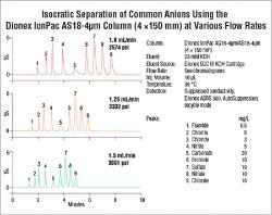 Dionex™ IonPac™ AS18-4µm IC Columns