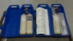 Calibration Kits for TVA2020 and TVA 1000B Analyzers
