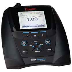 Orion Star™ A214 pH/ISE Benchtop Meter