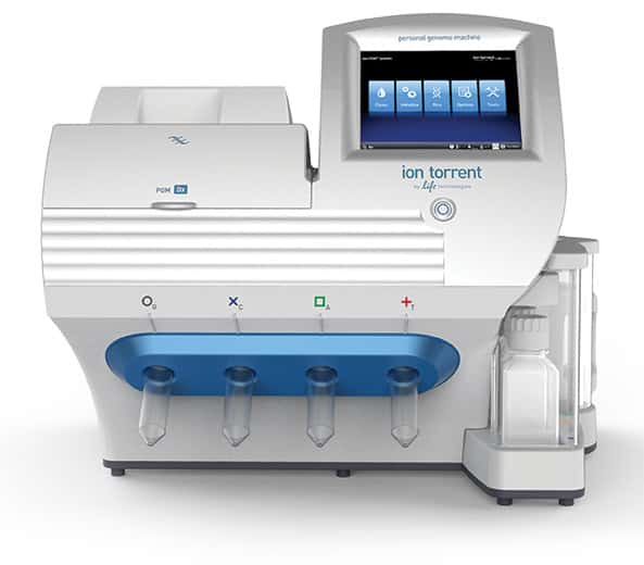 Ion PGM Dx System | Thermo Fisher Scientific - US