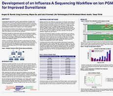 Influenza A Sequencing Workflow Poster