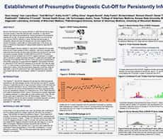Establishment of Presumptive Diagnostic Cut-Off for Persistently Infected Cattle Poster