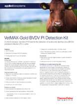 VetMAX™-Gold BVDV PI Detection Kit