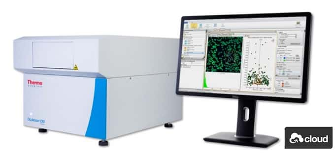 photo of the CellInsight™ CX5 High-Content Screening (HCS) Platform