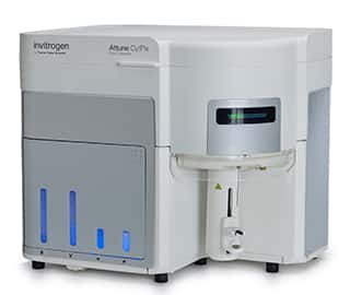photo of the Attune NxT Flow Cytometer