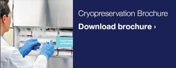 Cryopreservation Brochure