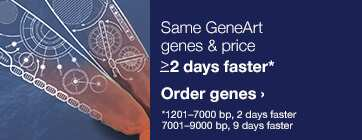 GeneArt genes and price