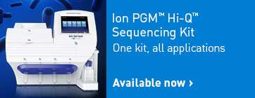 Ion PGM™ Hi-Q™ Sequencing Kit