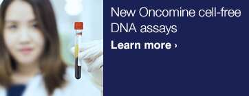 New Oncomine cell-free DNA assays