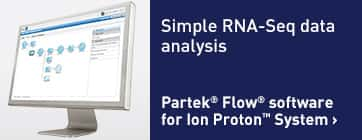 Partek® Flow® software for Ion Proton™ System