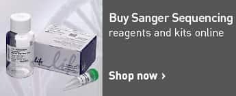 Sanger sequencing reagents & kits