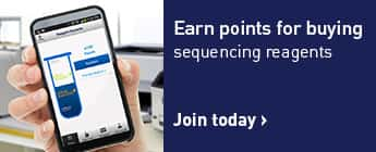 Sequencing reagent rewards