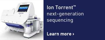 Ion Torrent™ next-generation sequencing