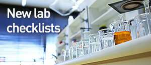 Jump Start New Lab Checklists
