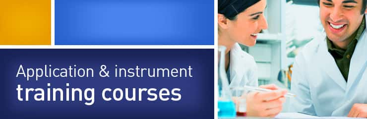 Application and Instrument Training Courses