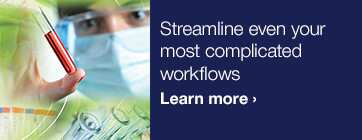 Streamline even your most complicated workflows – Learn more