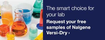 Samples Nalgene Versi-Dry Request